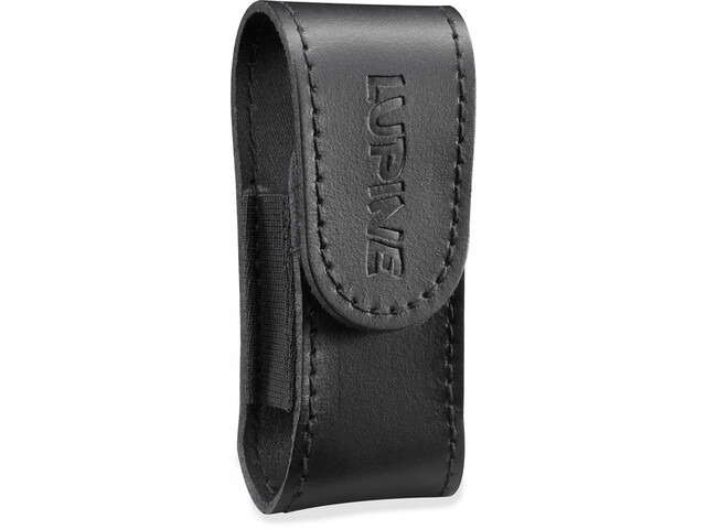 Lupine Piko TL Max Leather Holster Closed